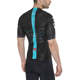 Castelli Team Sky Climber's 2.0 Fietsshirt korte mouwen Heren zwart